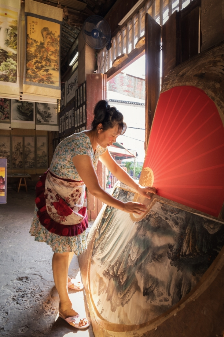 The Ancient Art of Painted Fans